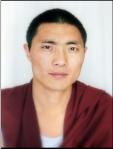 Teacher Tamkey in Dharamsala